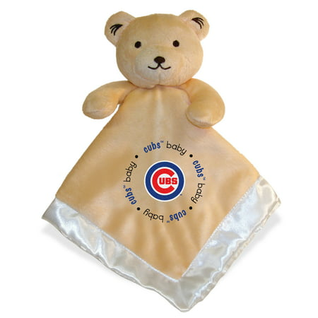 Baby Fanatic Snuggle Bear, Chicago Cubs (Snuggle Bear Store)