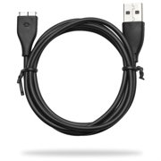 USB Replacement Charging Cord Cable for Fitbit Surge Bracelet Wristband Super Watch Smart Watch