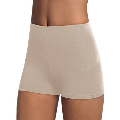 FLEXEES by Maidenform Shaping Boy Shorts, 83017, Firm Control Shapewear