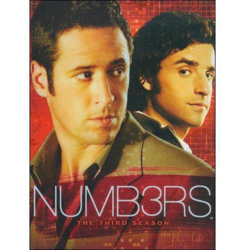 NUMBERS-3RD SEASON COMPLETE (DVD/6 DISCS/WS)
