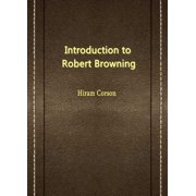 Introduction To Robert Browning - eBook