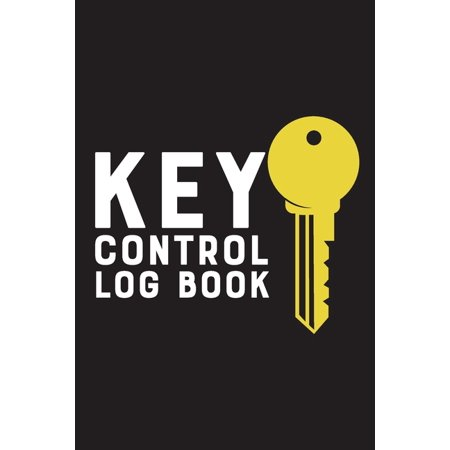 Key Control Log Book: Log book for keys record and keep the organization of your office and storage. 6 x 9in - 100 pages Key Control Office
