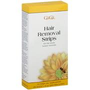 American International GiGi Hair Removal Strips, 12 ea