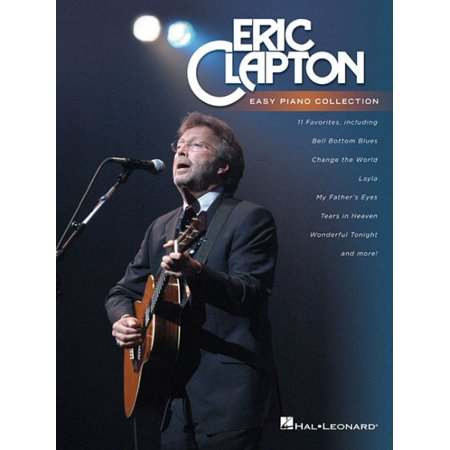 Eric Clapton - Easy Piano Collection (Jj Cale Eric Clapton Road To Escondido)