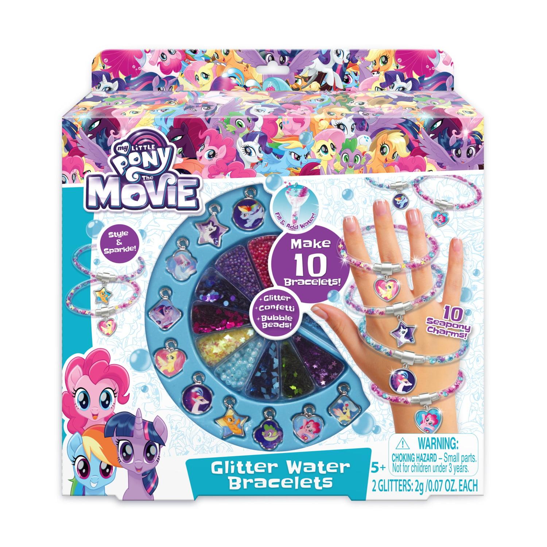 Canal Toys  My Little Pony Glitter Bracelet Kit