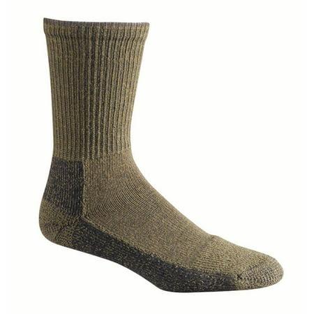 Fox River Wick Dry Grand Canyon Men`s Medium weight Crew Socks, Large, (Fox River Wick Dry Classic Crew Socks)