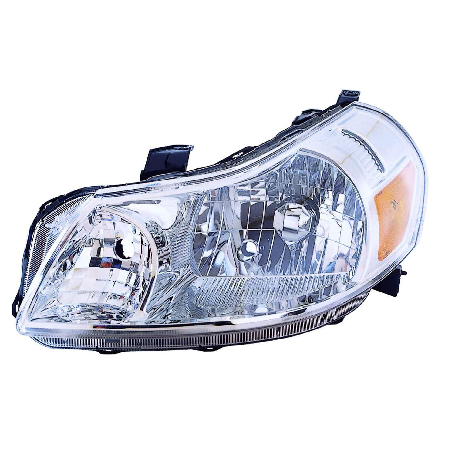 2007-2013 Suzuki SX4  Aftermarket Driver Side Front Head Lamp Lens and Housing 3532080J20 NSF