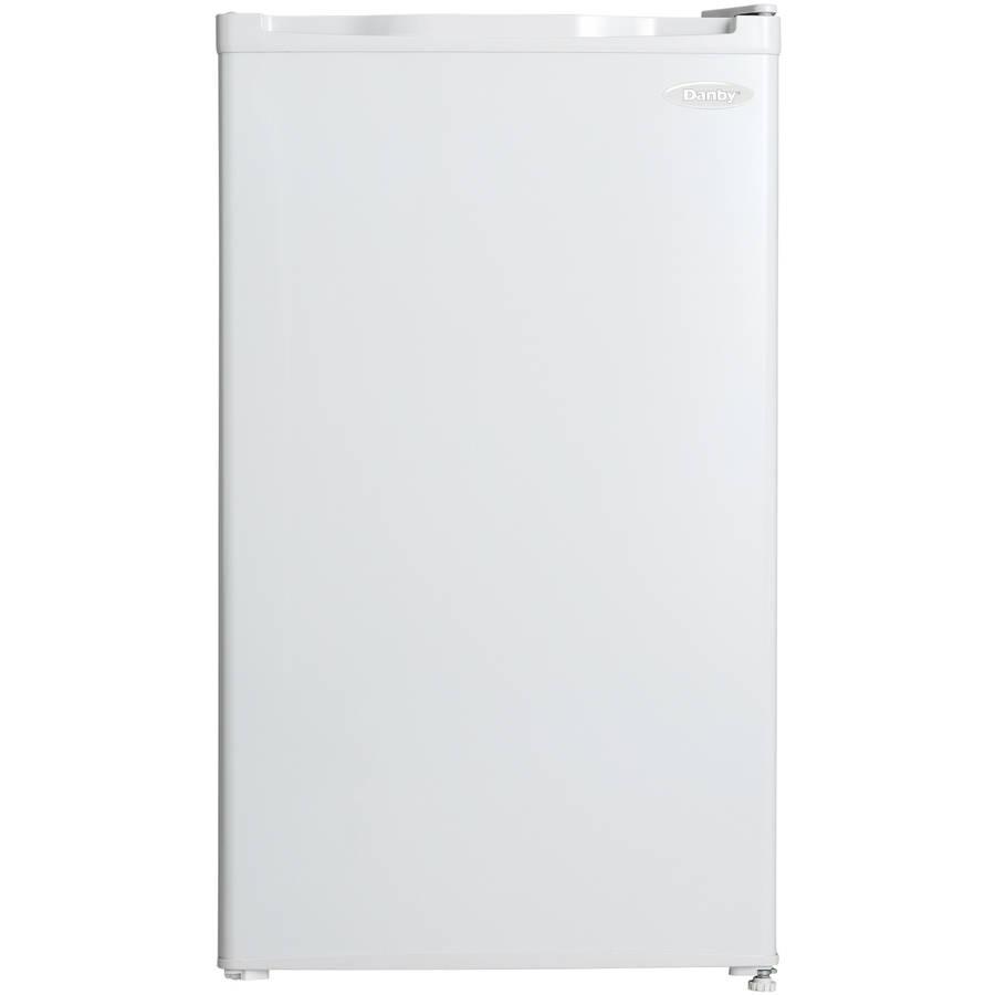 Danby 3.2 cu ft Compact Refrigerator, White