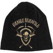 Avenged Sevenfold Men's Shield Beanie Black