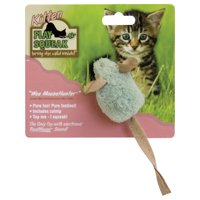 Play-N-Squeak Wee Mouse Cat Toy