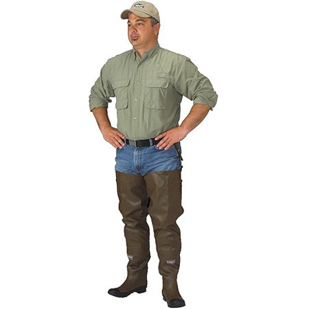 Caddis systems rubber hip wader for Walmart fishing waders