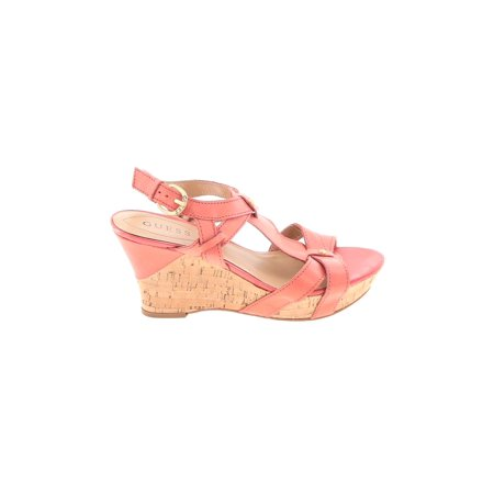 Pre-Owned Guess Women's Size 8 Wedges