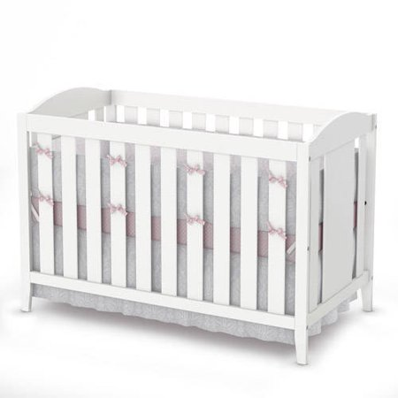 South Shore Savannah Collection Crib And Toddler Bed Pure White Walmart Com