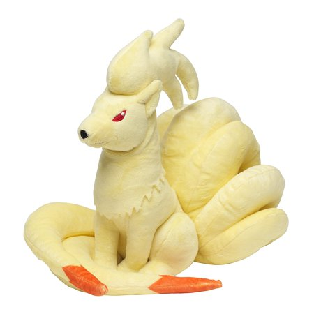 Pokemon Center Original Stuffed Ninetales Oa, Great gift for children and pokemon lovers By Pokmon Ship from US