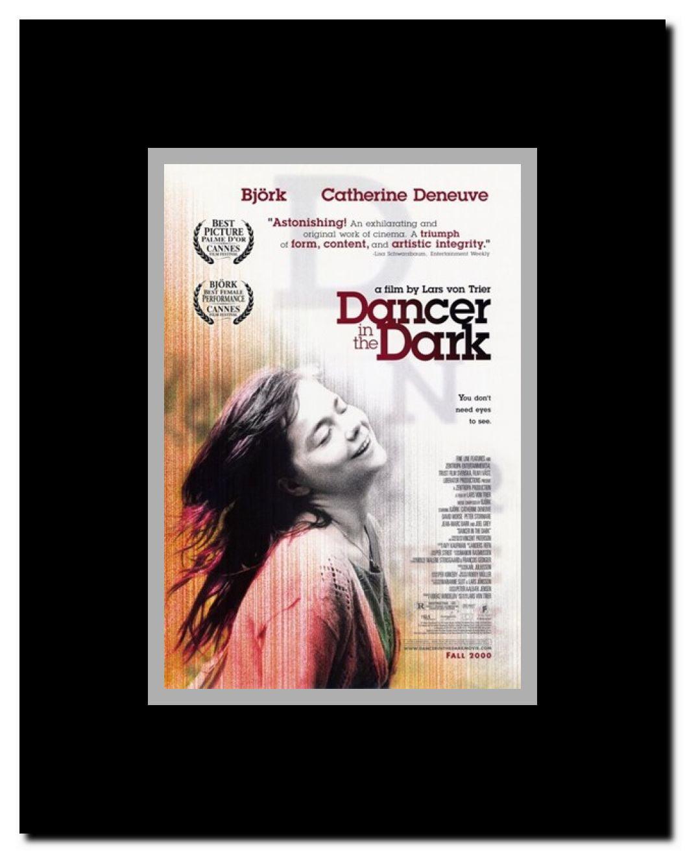 Dancer In The Dark Framed Movie Poster Walmart Com Walmart Com