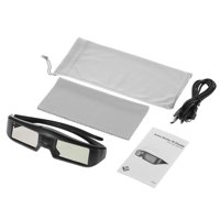 G06-BT 3D Active Shutter Glasses Virtual Reality Glasses Signal for 3D HDTV