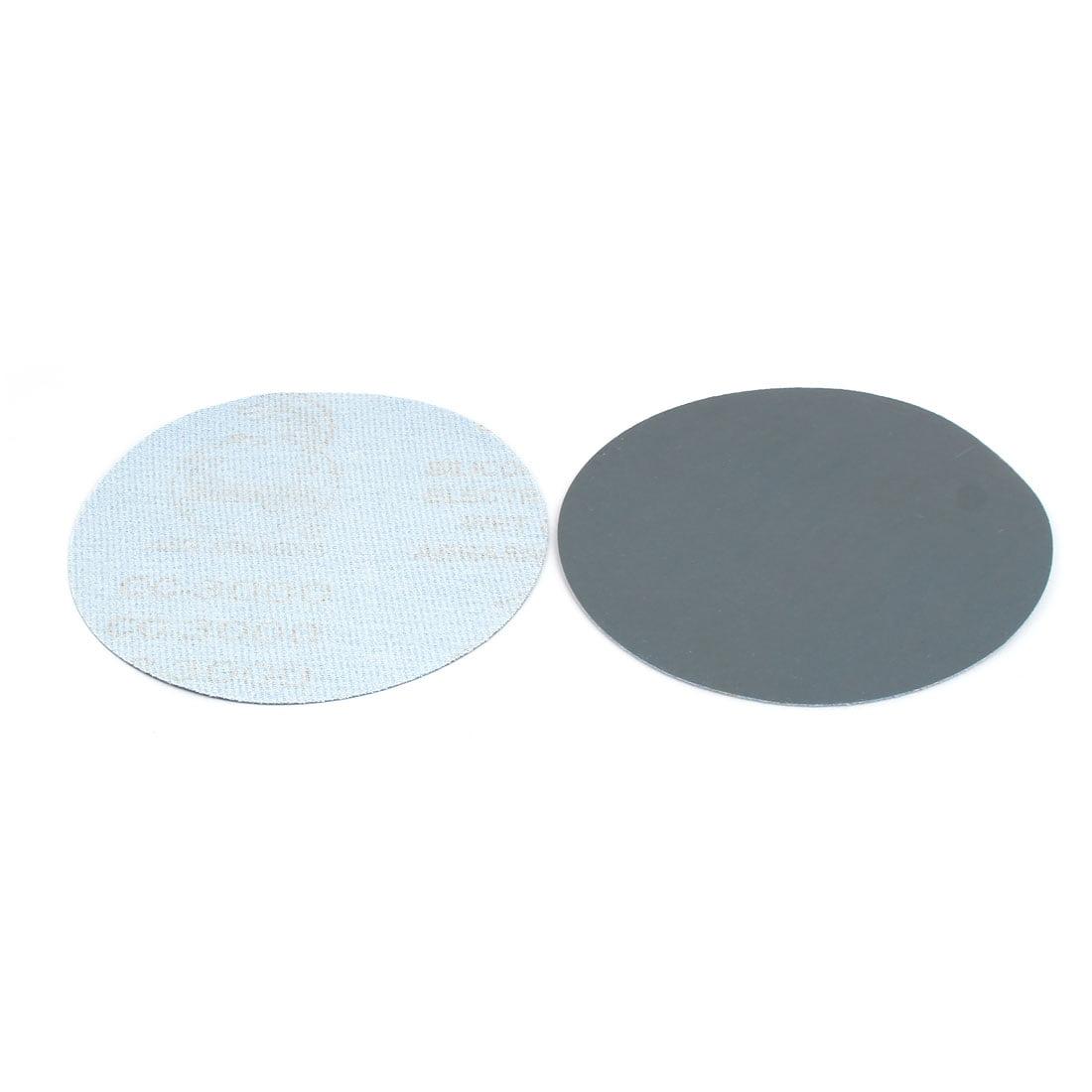 "Unique Bargains 3000 Grit 5"" Diameter Sandpaper Hook Loop Sanding Disc 5 Pcs - image 2 of 3"