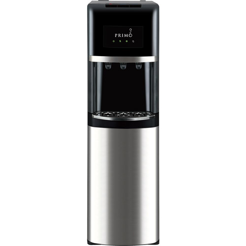 Primo Bottom Load Water Dispenser, Stainless Steel/Black  900130