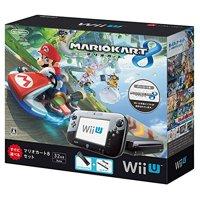 Refurbished?Wii U Mario Kart 8 Set Black