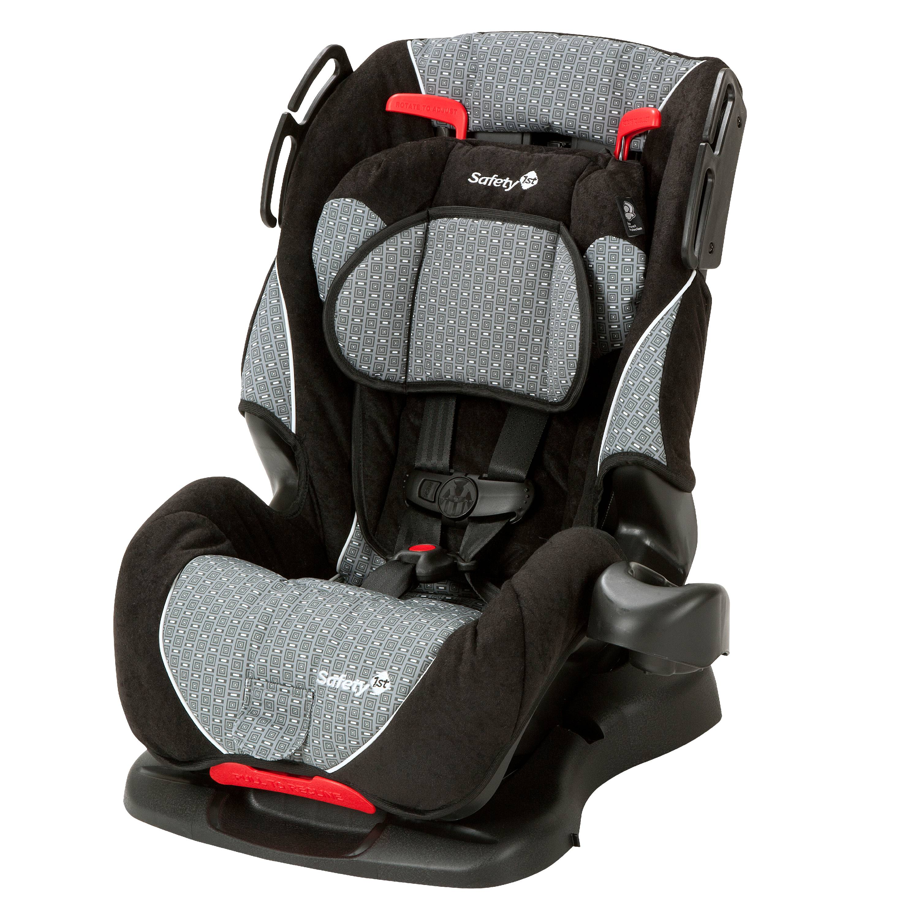 Safety 1st All-in-One Sport Convertible Car Seat, Coleman