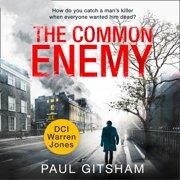 The Common Enemy (DCI Warren Jones) - Audiobook