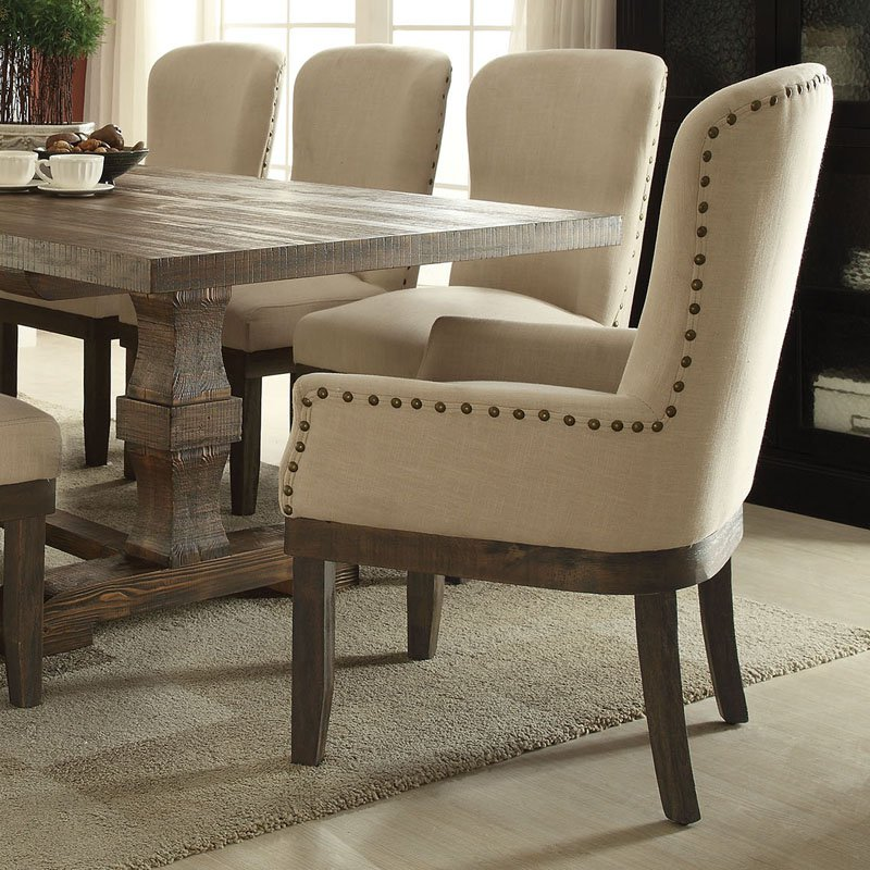 Acme Furniture Landon Dining Armchair by