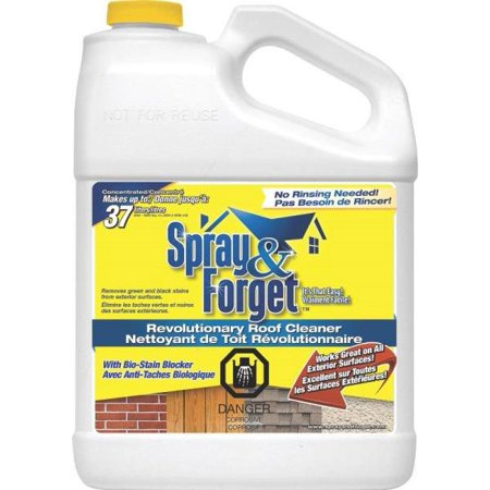 Spray Amp Forget Cansf1g J Revolutionary Roof Cleaner