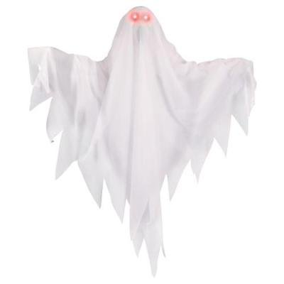 Animated Ghost with Light-Up Eyes Halloween Decor for $<!---->