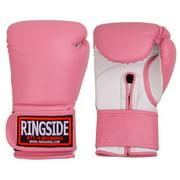 Ringside Professional Aerobic Bag Gloves Pink
