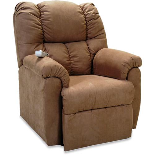 Comfort Eze Lift Chair, Mocha Padded Microfiber