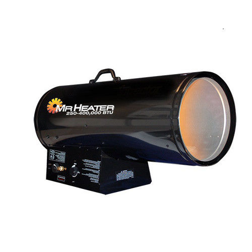 Mr. Heater F272425 250,000 - 400,000 BTU Forced Air Propane Heater