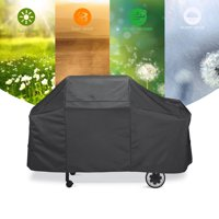 Waterproof 7552 Premium black Grill Cover Protector Fits for Weber Genesis Grill