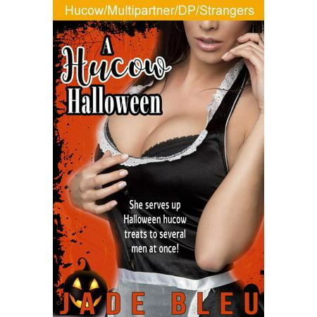 A Hucow Halloween - eBook (Bleu Detroit Halloween)