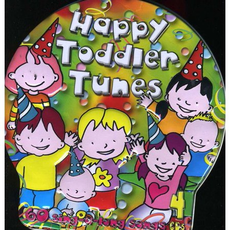 Natl Music Happy Toddler - Natl Music Happy Toddler [CD]