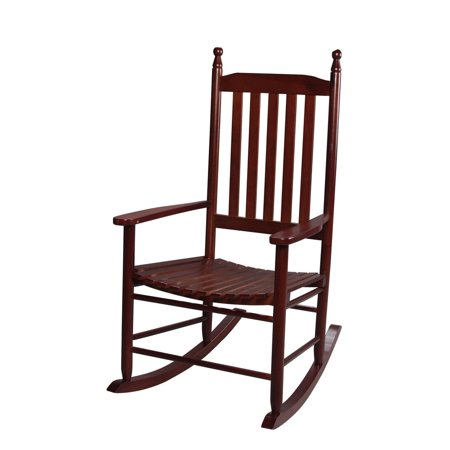 Gift Mark  Home Adult Resting Tall Back Rocking Chair
