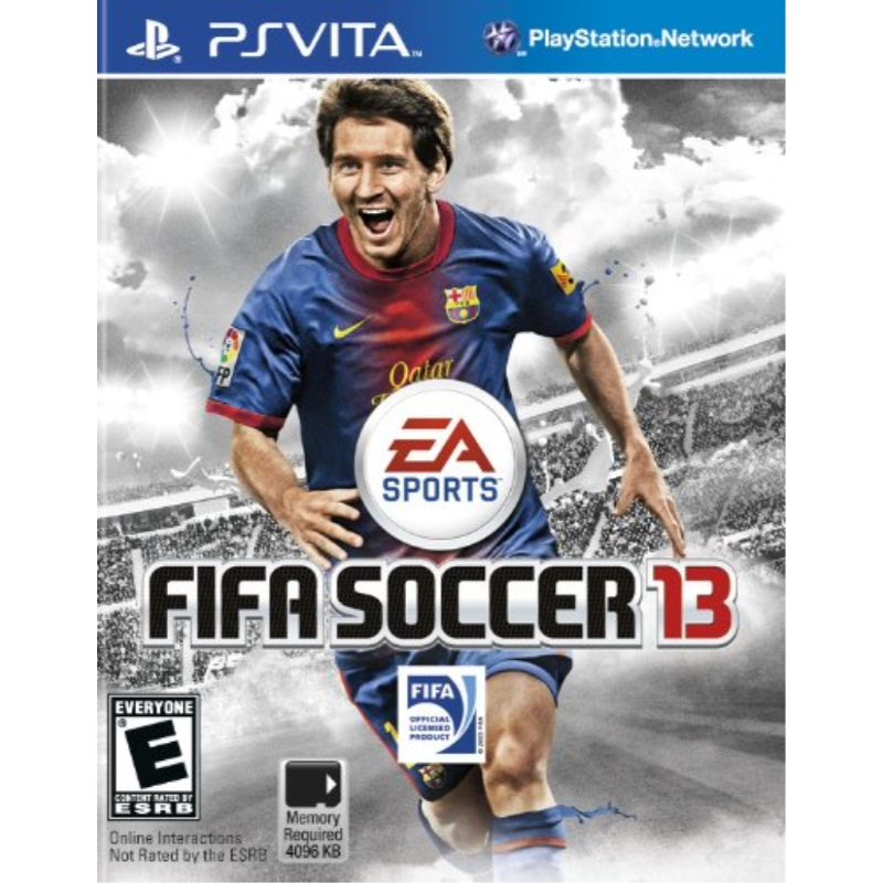FIFA Soccer 13 PlayStation Vita by