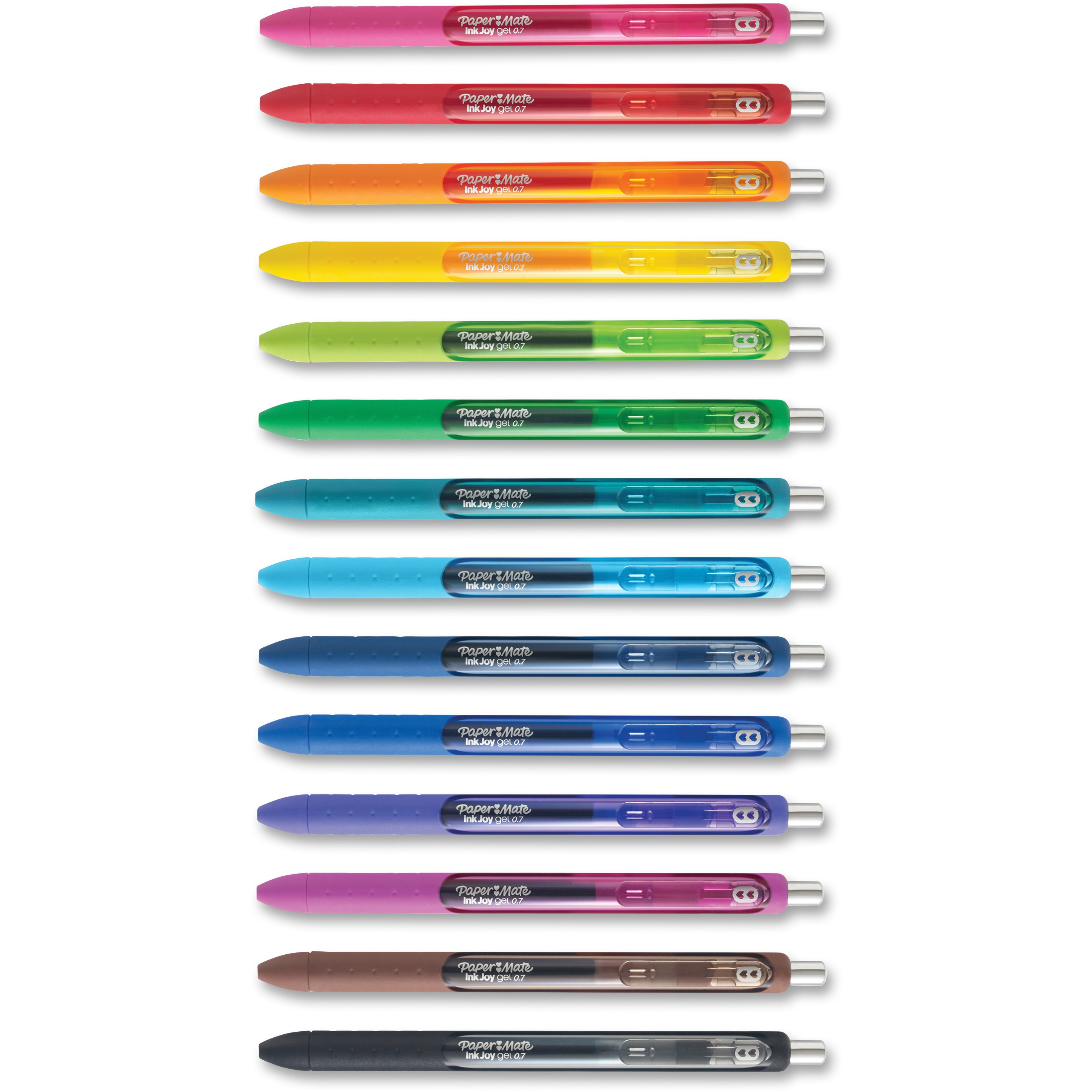 Paper Mate InkJoy Gel Pens, Medium Point, Assorted, 14 Pack by Newell Rubbermaid, Inc