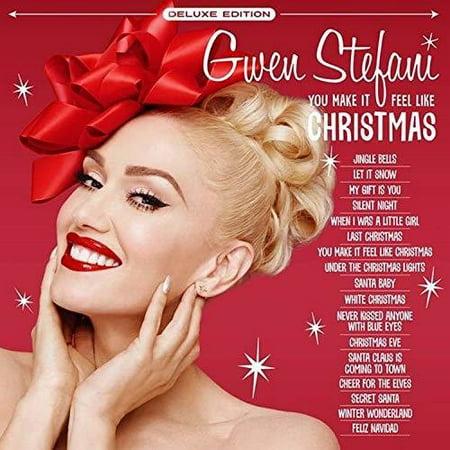 Gwen Stefani - You Make It Feel Like Christmas - Vinyl ()