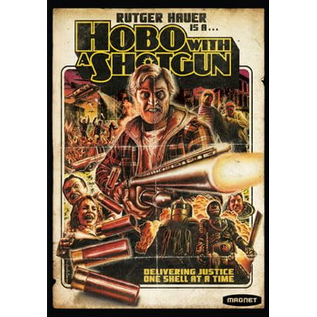 Hobo with a Shotgun (DVD) (Hobo With A Shotgun Run With Us)
