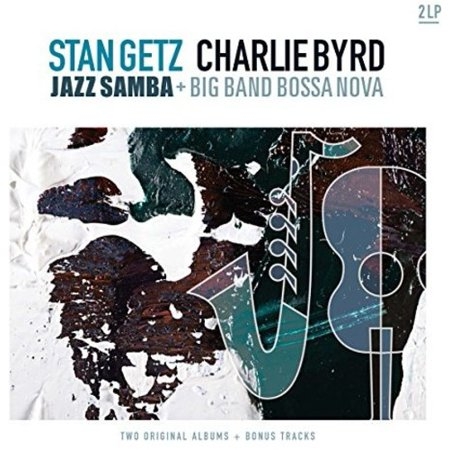 Jazz Samba & Big Band Bossa Nova (Vinyl)