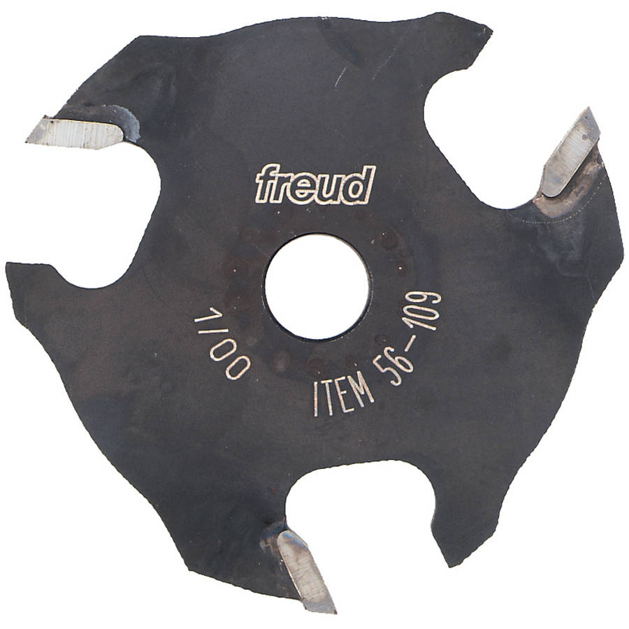 "Freud 56-109 5/32"" 3T Three Wing Slotting Cutter"