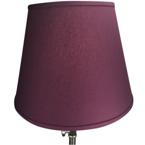 Fenchel Shades 17'' Linen Empire Lamp Shade
