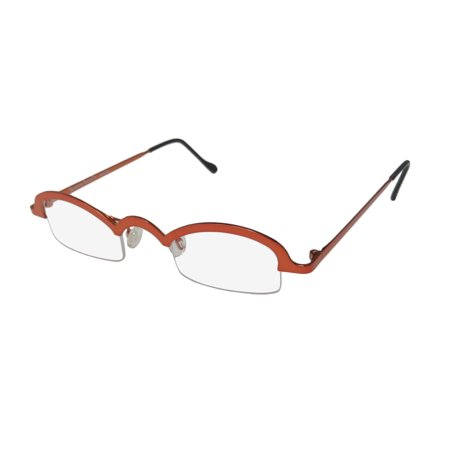 New Harry Lary\'s La New Jessy Womens/Ladies Designer Half-Rim Copper ...