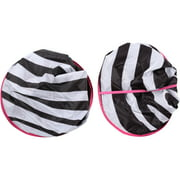 Auto Expressions® Magic Shade® Design Series Super Jumbo Size Zebra Reversible Auto-Shade 2 ct Pack