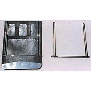 Go Industries 727SET Mud Flap Set Chev 88-95