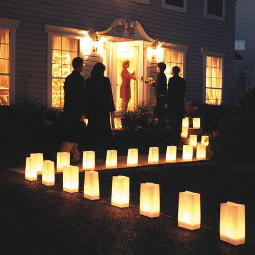 LumaBase Neighborhood 1 Light Luminary (Set of 100)