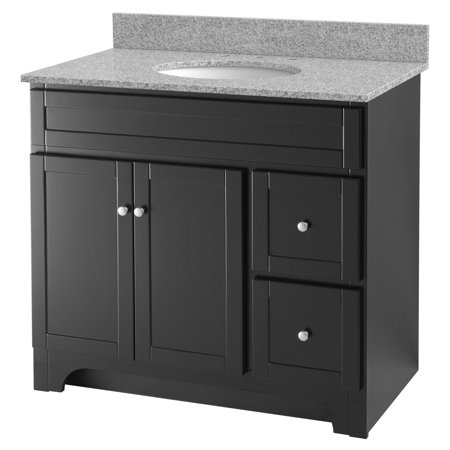 Foremost Worthington 36 in. Single Bathroom Vanity