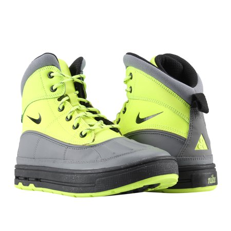 buy popular 33b96 672e5 Nike - Nike Woodside 2 High (GS) GreyVolt ACG Big Kids Boots 524872-701 -  Walmart.com