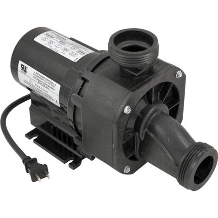 Gemini Air (Balboa 0060F88C Gemini Plus II 115V 12.5 AMP NR4A-C Bath Pump with Air Switch )