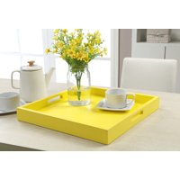 Convenience concepts palm beach dcor serving tray